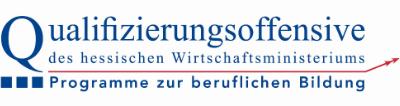 Qualifizierungsoffensive des Hessischen Wirtschaftsministeriums